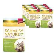 Schmusy Nature Whole Food Flakes Rabbit & Rice 100 g