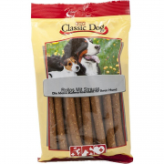 Classic Dog Snack Rollos Ostrich 20 Stykke