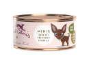 Terra Canis Minis - Huhn mit Pastinaken & Kamille 100 g stark reduziert