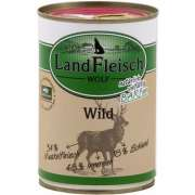 Landfleisch  Wolf Sensitive 100% Venison Can 400 g