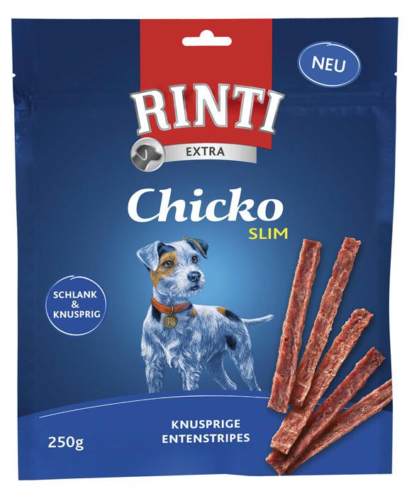 Rinti Extra Chicko Slim Eend 900 g, 250 g