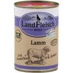 Landfleisch Wolf Sensibile 100% Agnello Lattina 400 g