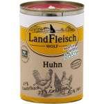 Landfleisch Wolf 100% Huhn Dose 400 g