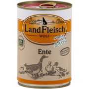 Landfleisch Wolf 100% Duck Can 400 g