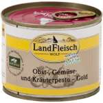 Landfleisch Wolf fruit, groente en kruiden pesto Gold Blikje 200 g