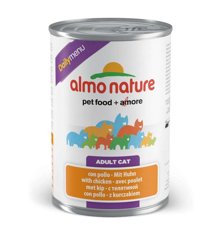 Almo Nature DailyMenu Adult Cat Kip 400 g