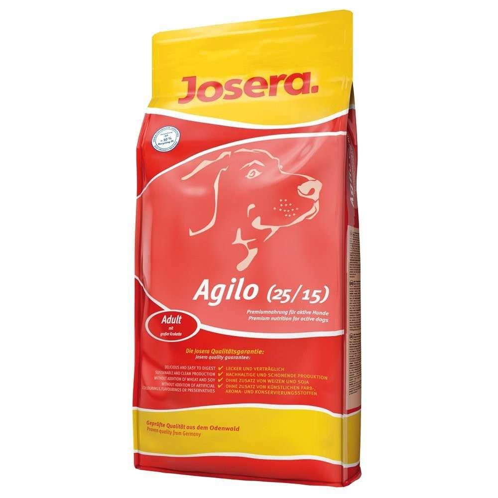 Josera Profiline Agilo 15 kg køb rimeligt og favoribelt med rabat