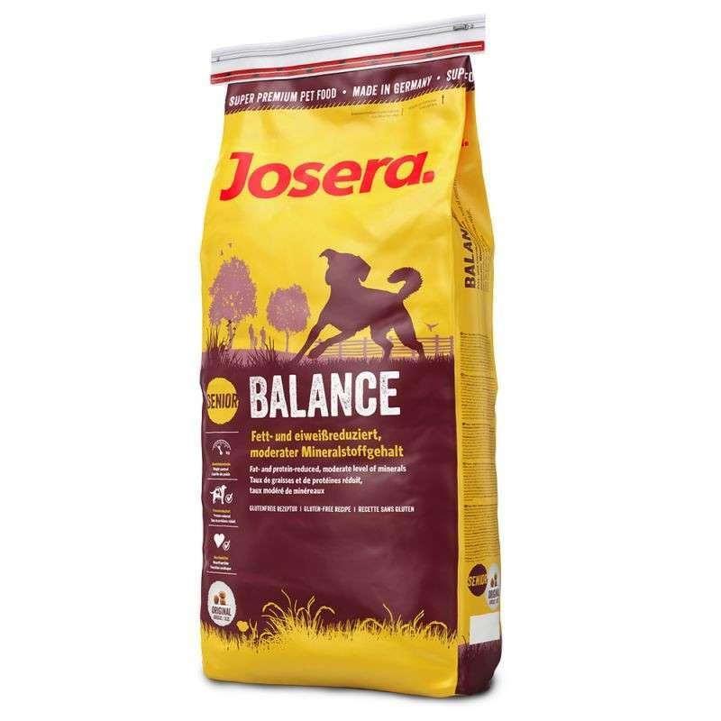 Josera Balance Senior 1.5 kg, 15 kg, 4 kg, 900 g