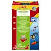 Sera Super carbon 1 kg pour poissons d'aquarium