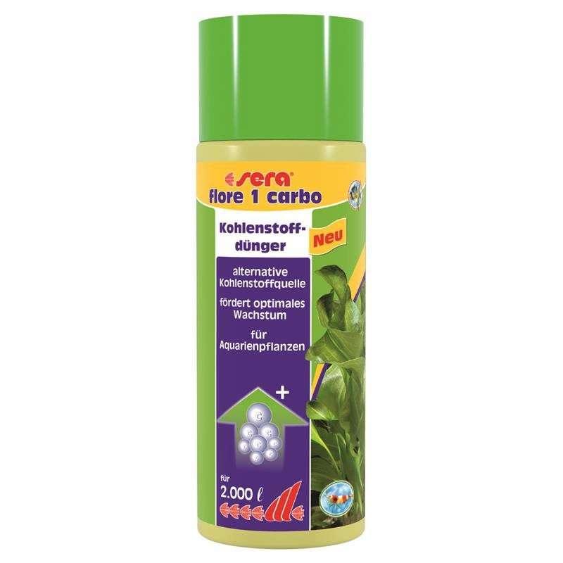 Sera Flore 1 Carbo  500 ml