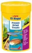 Encuentra todas las ofertas actuales FD Mixpur 12 g Sera Copos para peces