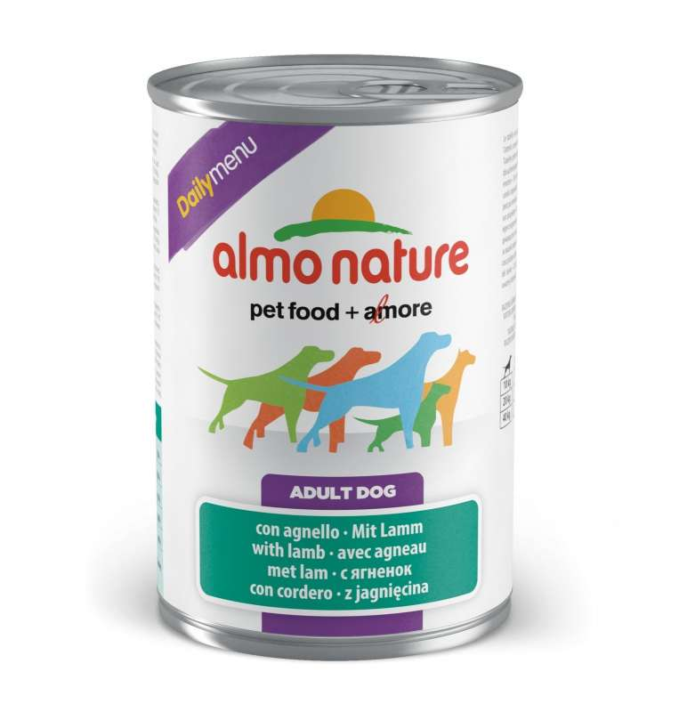 Almo Nature DailyMenu Adult Dog Lam 400 g, 800 g
