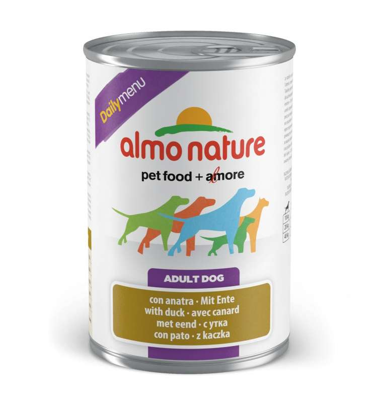 Almo Nature DailyMenu Adult Dog Eend 400 g