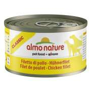 Wet & canned food Almo Nature Classic Tin Wet food with Chicken Fillet 95g