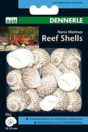 Dennerle Nano Marinus Reef Shells 15x120 mm  met korting aantrekkelijk en goedkoop kopen