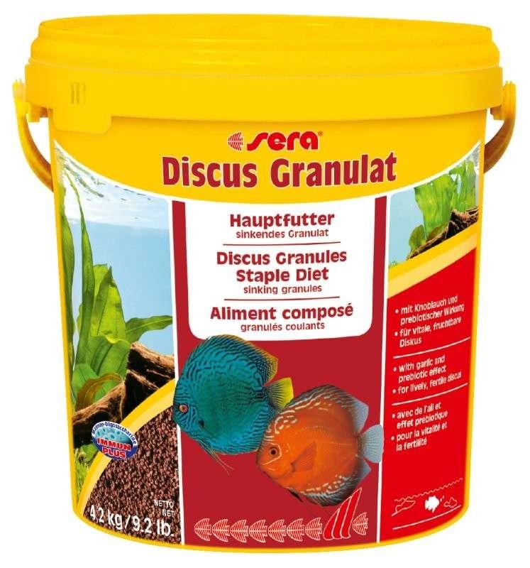 Sera Discus Granulat 4.2 kg