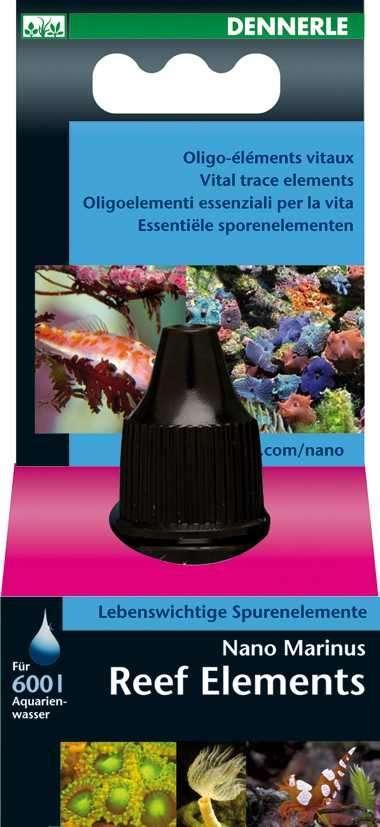 Dennerle Nano Marinus Reef Elements 15 ml  met korting aantrekkelijk en goedkoop kopen