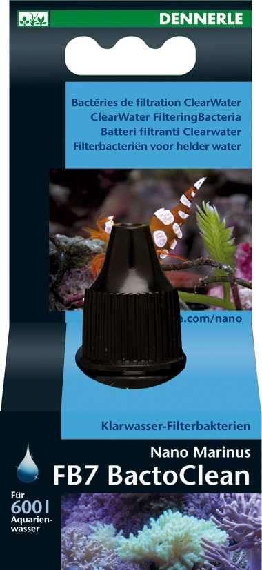 Dennerle FB7 BactoClean 15 ml  met korting aantrekkelijk en goedkoop kopen