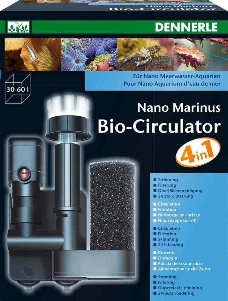 Dennerle Nano Marinus Bio-Circulator 4 in 1   met korting aantrekkelijk en goedkoop kopen