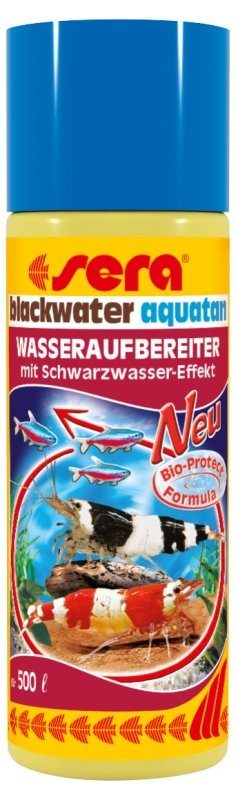Sera Blackwater Aquatan 100 ml 4001942031400