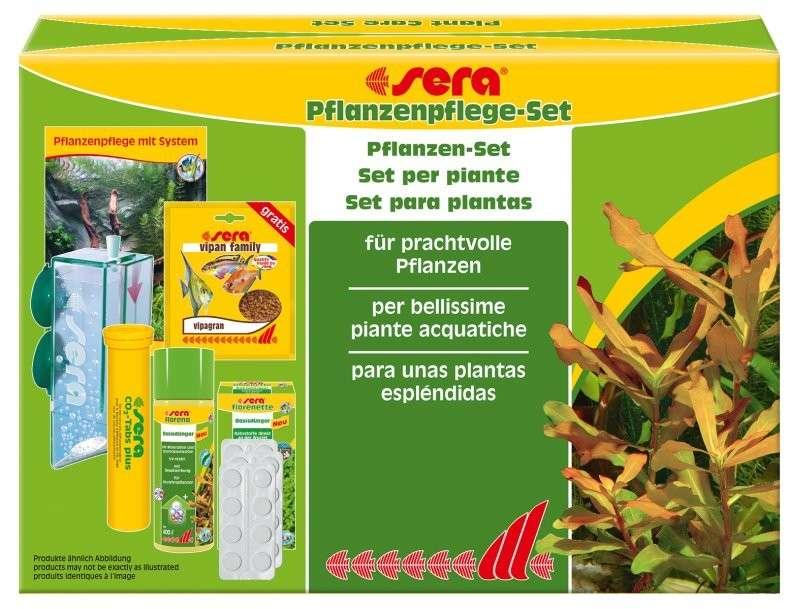 Sera Planten-Set 100 ml  met korting aantrekkelijk en goedkoop kopen