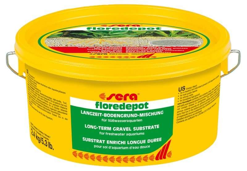 Sera Floredepot 2.40 kg 4001942033756