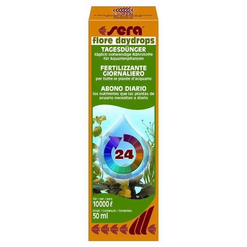 Sera Flore daydrops 50 ml  met korting aantrekkelijk en goedkoop kopen
