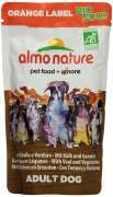 Almo Nature Orange Label Bio Soup with Veal and Vegetables