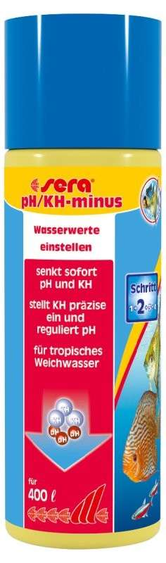Sera pH/KH-minus  100 ml