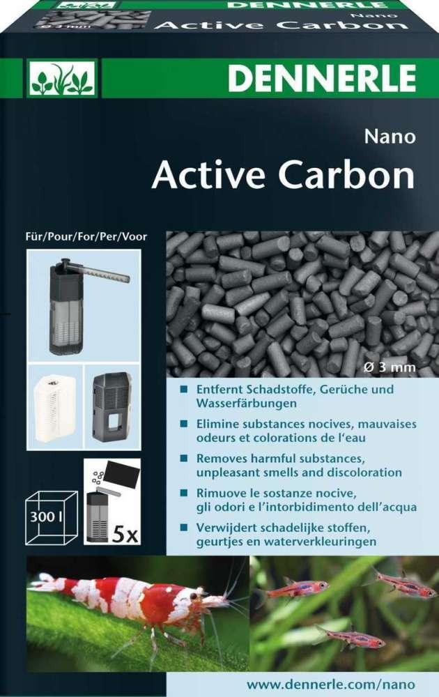 Dennerle Nano Active Carbon 300 ml  met korting aantrekkelijk en goedkoop kopen