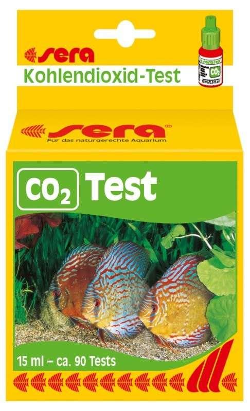 Sera CO2-continuetest 15 ml  met korting aantrekkelijk en goedkoop kopen