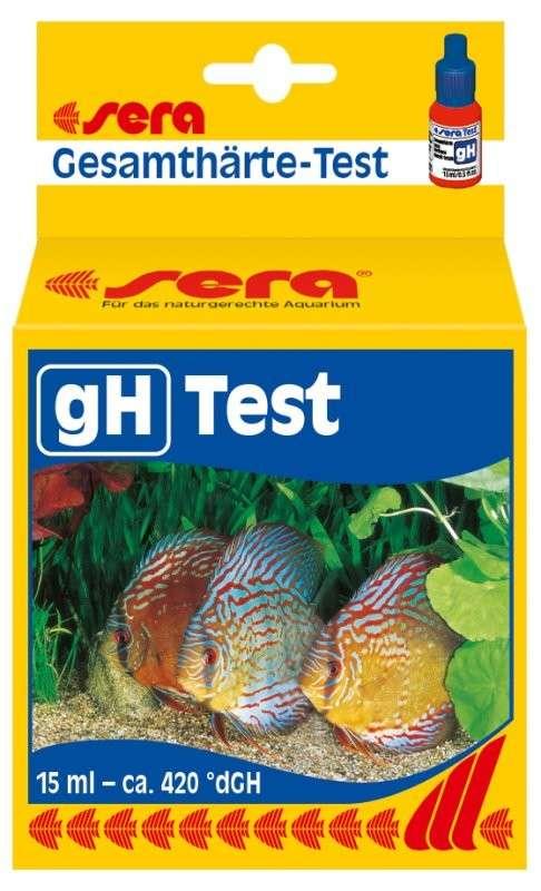 Sera gH-Test 15 ml  met korting aantrekkelijk en goedkoop kopen