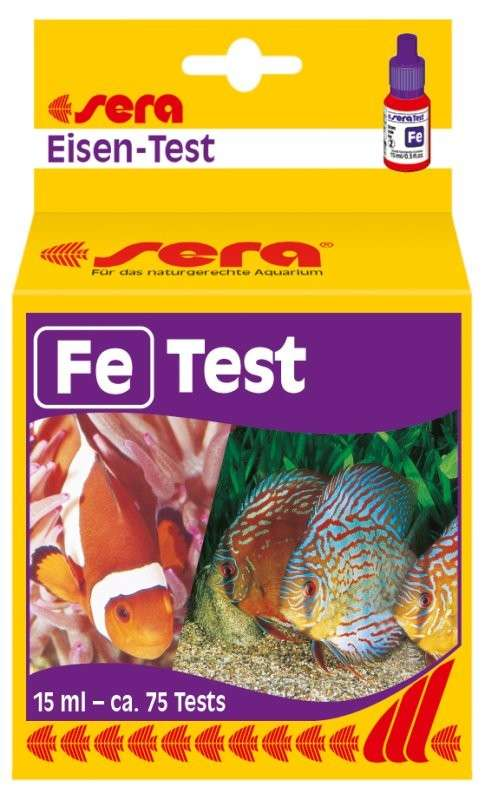 Sera Ijzer-Test (Fe)  4001942046107