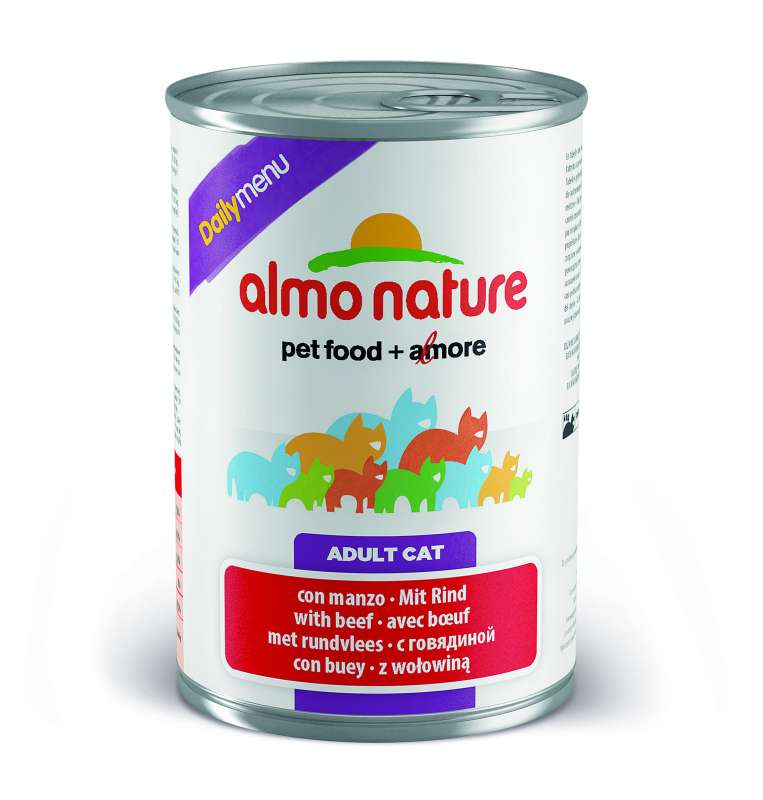 Almo Nature DailyMenu Adult Cat Rund 400 g
