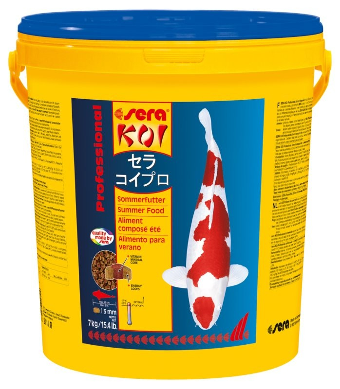 Sera KOI Professional Zomervoeder  7 kg