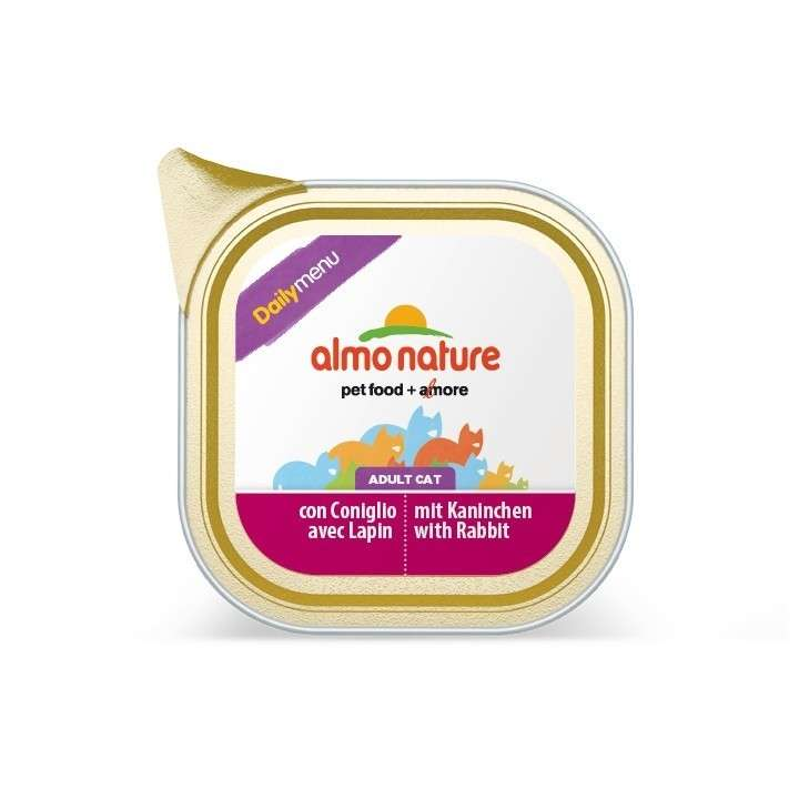 Almo Nature DailyMenu Adult Cat Konijn 100 g
