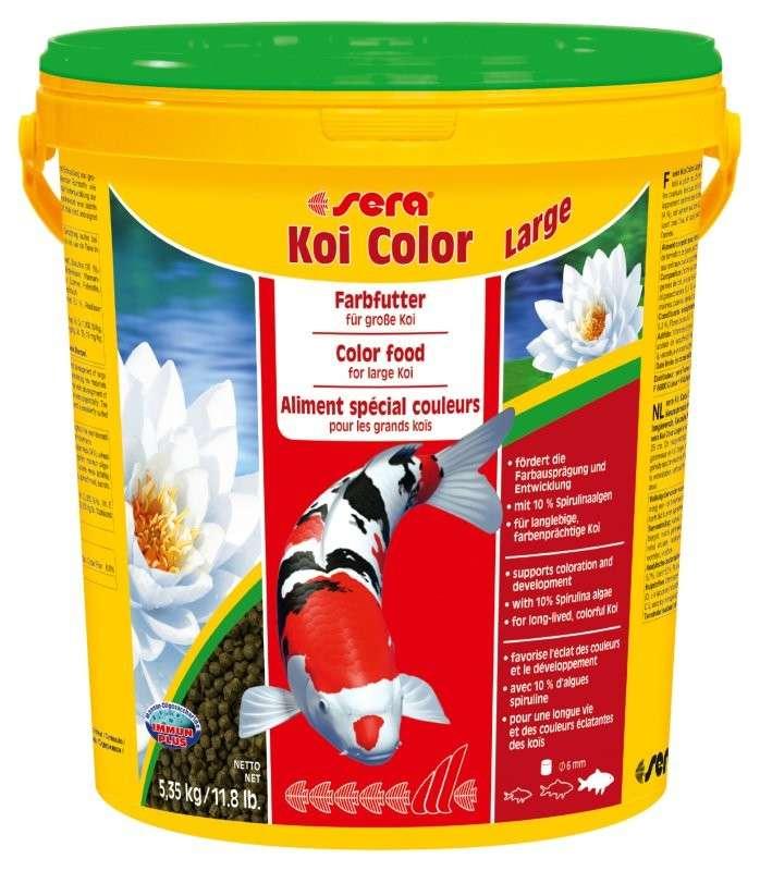 Sera Koi Color Large 5.35 kg 4001942070287