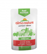 Almo Nature Anti Hairball con Carne de Vacuno 70 g