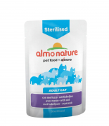 Almo Nature Sterilised with Cod Art.-Nr.: 3371