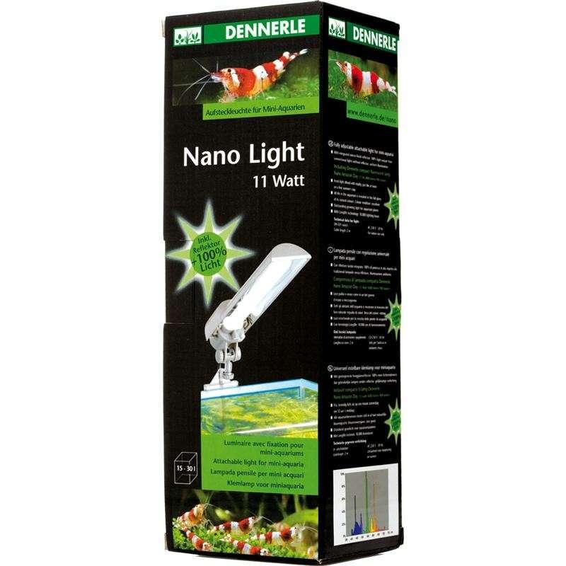 Dennerle Nano Light 11 W   kjøp billig med rabatt