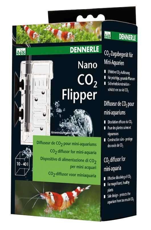 Dennerle Nano CO2 Flipper   met korting aantrekkelijk en goedkoop kopen