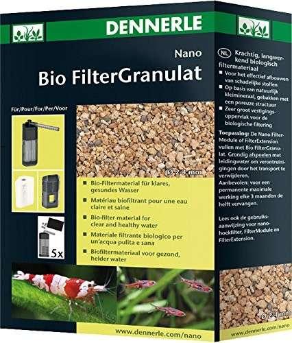 Dennerle Nano Bio FilterGranulat 300 ml  met korting aantrekkelijk en goedkoop kopen