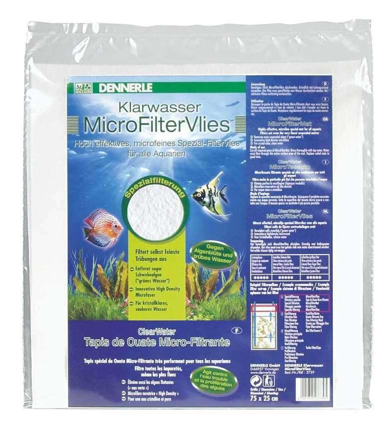 Dennerle Microfiltervlies  25 x 75 cm   met korting aantrekkelijk en goedkoop kopen