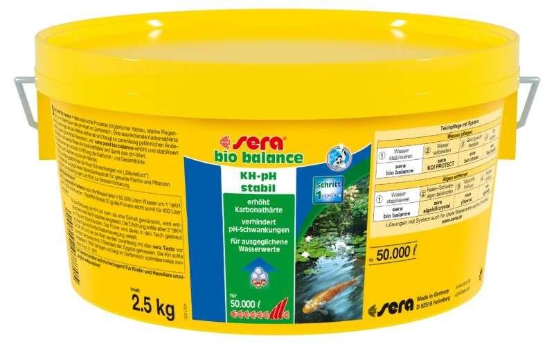 Sera Pond Bio Balance  2.50 kg