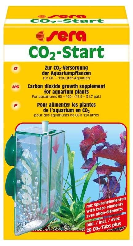 Sera CO2-Start   met korting aantrekkelijk en goedkoop kopen