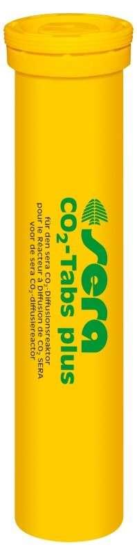 Sera CO2 Tabs plus 20 Tabletten 20 Tabs   met korting aantrekkelijk en goedkoop kopen