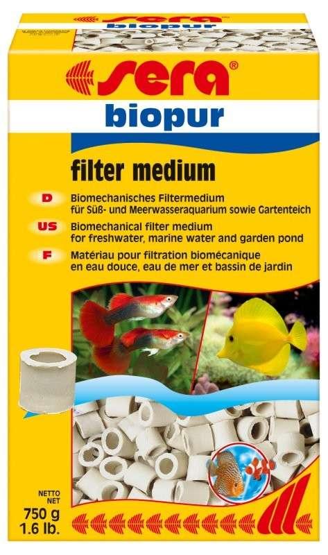 Sera Biopur 750 g  met korting aantrekkelijk en goedkoop kopen