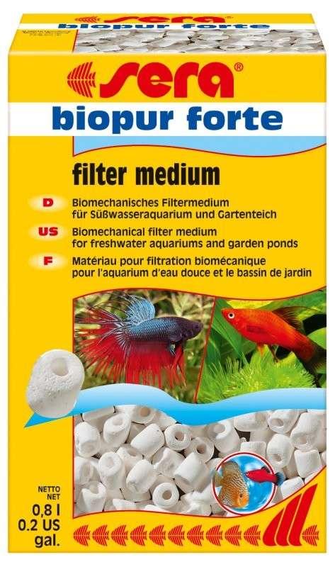 Sera Biopur forte 800 ml  met korting aantrekkelijk en goedkoop kopen