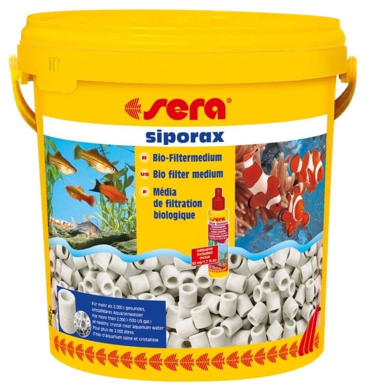 Sera Siporax Professional 15 mm  50 l  order cheap