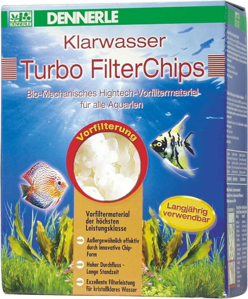 Dennerle Turbo FilterChips 1 l  met korting aantrekkelijk en goedkoop kopen